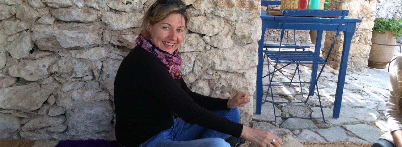 Malreisen mit Susanne Pohlmann