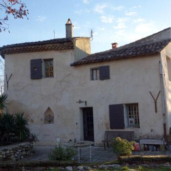 Malreisen Provence-Frankreich