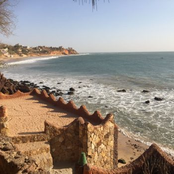 Malreise Senegal am Meer