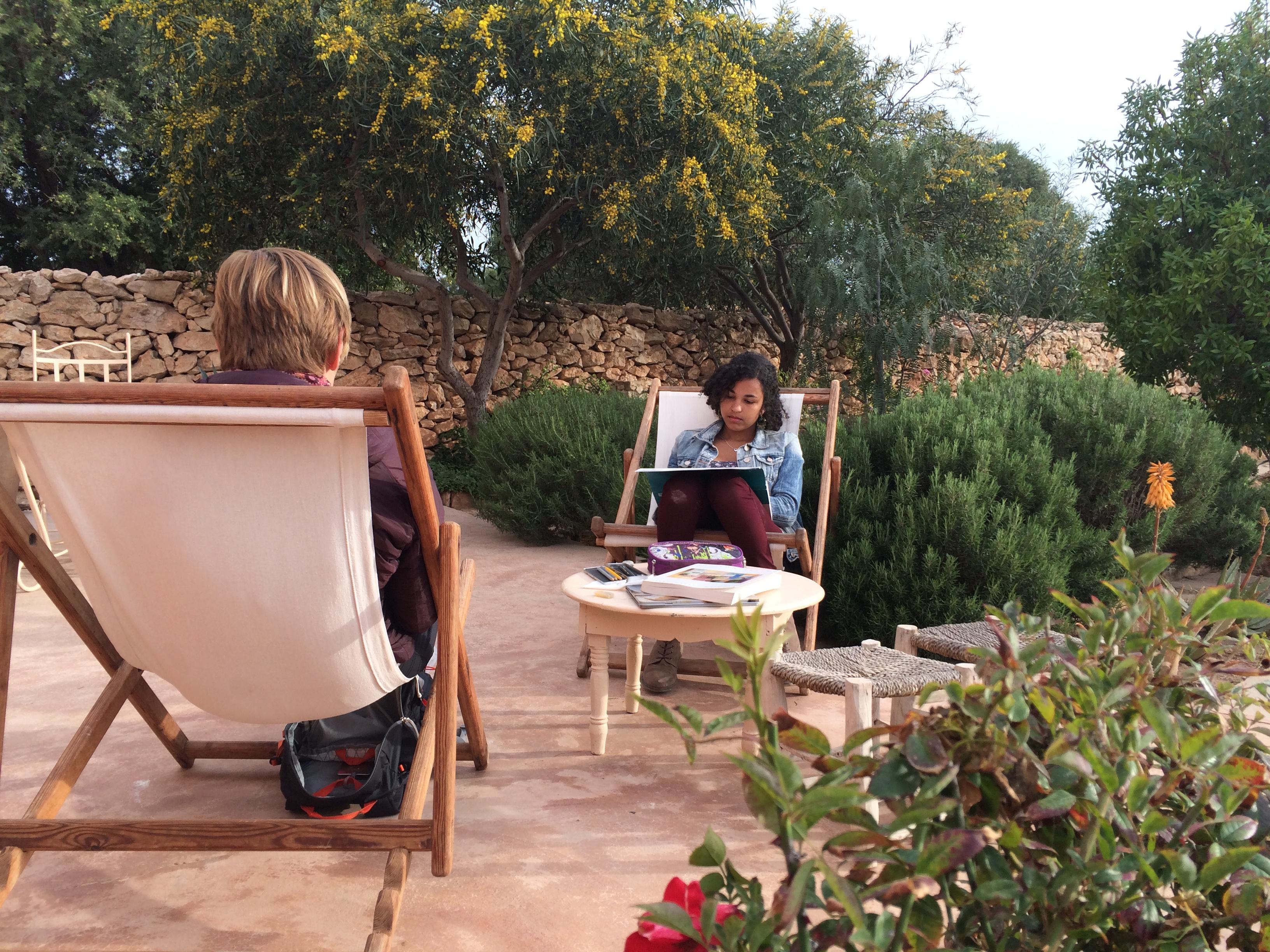 Malreisen mit Susanne Pohlmann Marokko