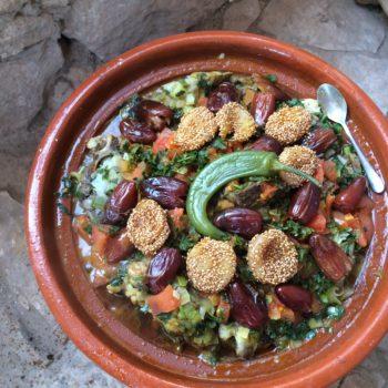 Malreisen Marokko Lecker Mittagessen
